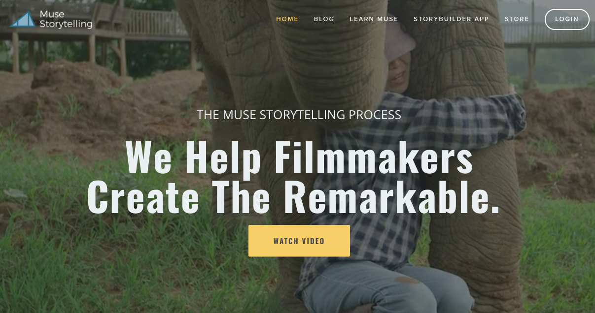 Marketing for Muse Storytelling