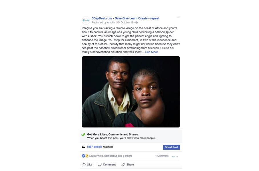 Longform Facebook Posts