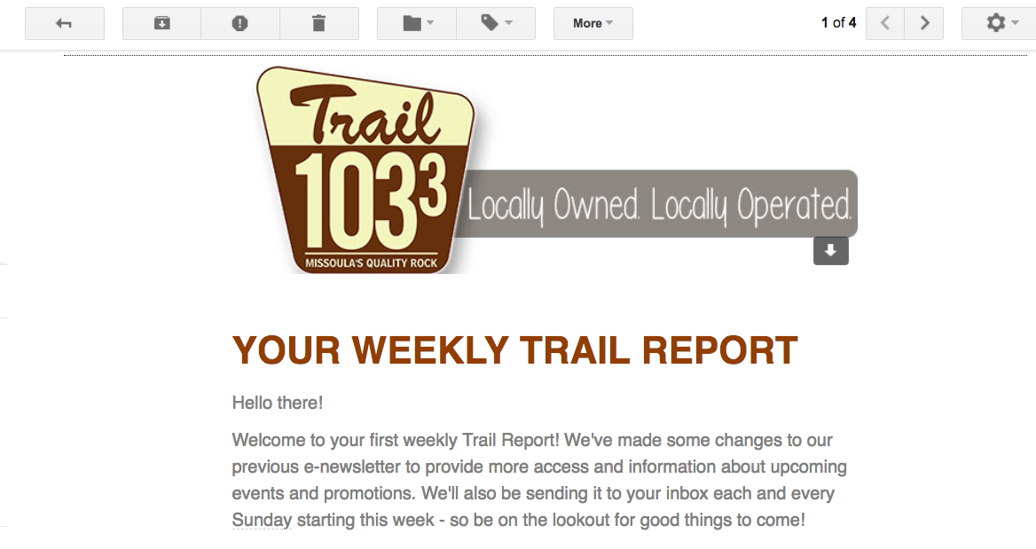 Radio Station Email Marketing